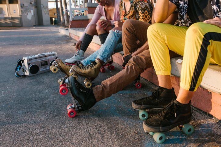 Cara Mengatasi Nyeri Kaki Saat Bermain Sepatu Roda