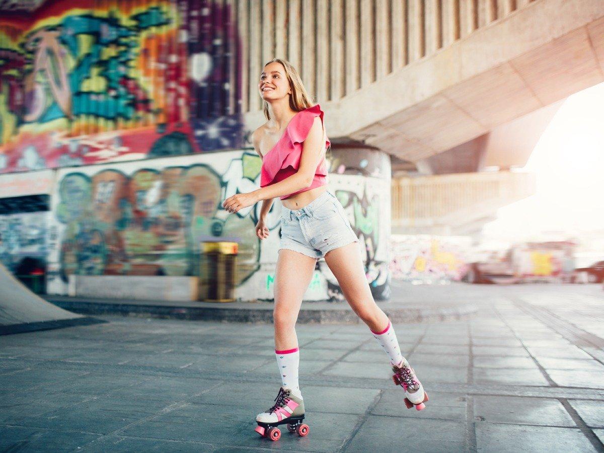 Seberapa Kencang Memasang Roda di Roller Skate